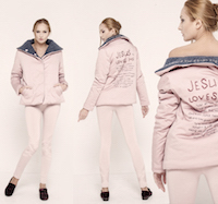 Warm pink Jacket | must have | Fashion House IVANOVA - designer clothes