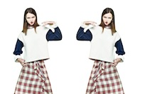 Plaid long skirt | must have | Fashion House IVANOVA - designer clothes